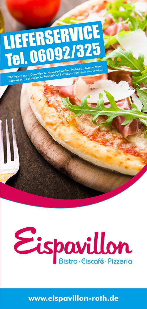 lieferung pizza wangerland